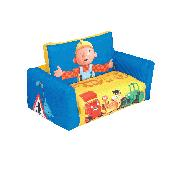 Bob the Builder Sofa Bed and Flip Out Sofa Ready Room