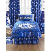 chelsea chelsea theme bedroom chelsea fc bedding at kids. Black Bedroom Furniture Sets. Home Design Ideas
