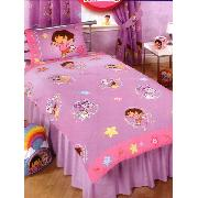 Dora the explorer kids dora the explorer bedroom dora for Dora themed bedroom designs