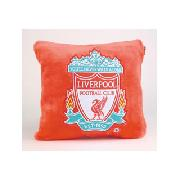 Liverpool Fc Plush Cushion