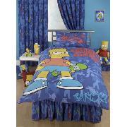 simpsons kids simpsons bedroom the simpsons bart homer. Black Bedroom Furniture Sets. Home Design Ideas