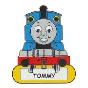 Thomas Door Name Plate  sc 1 st  Cheap Bedroom furniture and Childrens Bedding at Kids Bedroom.biz & Name Plate Kids Name Plate Bedroom Door Name Plate at Kids ... pezcame.com
