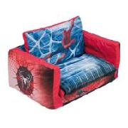 Spider-Man 3 Flip-Out Inflatable Sofa