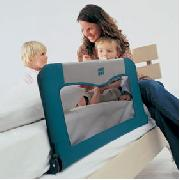 Flip-Down Soft Bed Rail