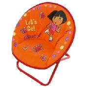 Dora the Explorer Metal Folding Chair