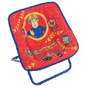 Fireman Sam Metal Folding Chair