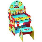 Thomas Desk and Stool  sc 1 st  Cheap Bedroom furniture and Childrens Bedding at Kids Bedroom.biz & Thomas The Tank Engine Kids Thomas The Tank Engine Bedroom ... islam-shia.org