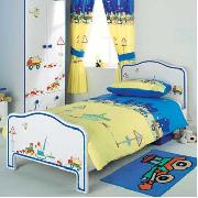 Digger Digger Themed Bedroom Little Digger Bedroom At