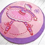 Bella the Ballerina Rug