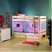 Thuka Maxi White 4 Bunk Bed